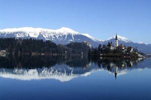 Slovenia Bled Lake